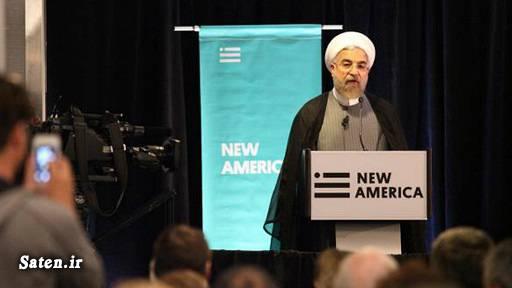 حسن روحانی در آمریکا بیوگرافی فرید زکریا