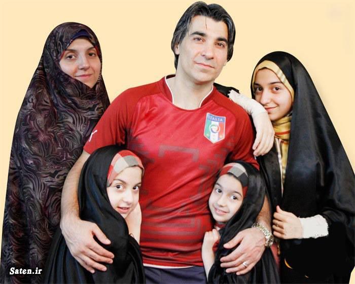 همسر وحید شمسایی همسر فوتبالیست ها همسر بازیکنان بیوگرافی وحید شمسایی