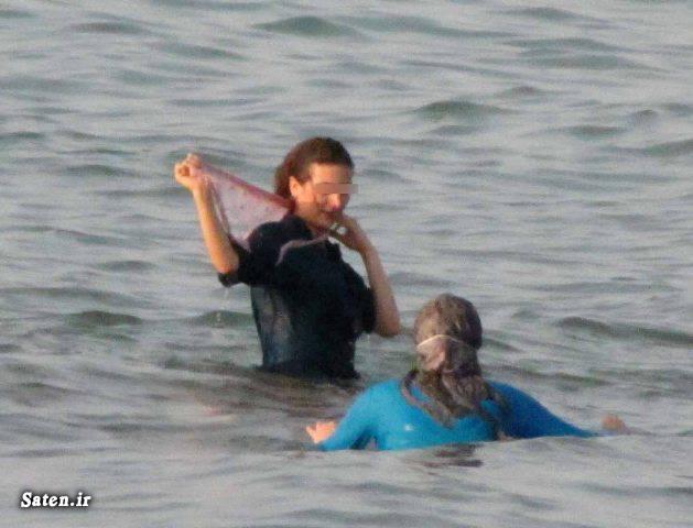 عکس+دختر+لب+دریا