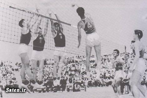 عکس والیبال بازی های آسیایی اینچئون