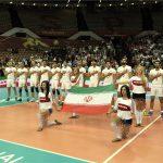 والیبال قهرمانی جهان در لهستان ( ایران ۰ – آلمان ۳) + عکس تماشاگران