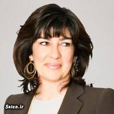همسر کریستیان امان پور مصاحبه حسن روحانی حسن روحانی در آمریکا بیوگرافی کریستیان امان پور Christiane Amanpour