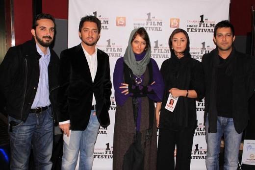 همسر حامد بهداد همسر بازیگران عکس بازیگران بیوگرافی شاهرخ بحرالعلومی بیوگرافی حامد بهداد