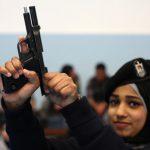 دختران کماندوی فلسطینی + عکس