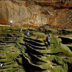 تصاویر شگفت انگیز ، از بزرگترین غار دنیا!! + عکس
