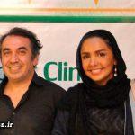 زندگی پر از عشق سیامک انصاری و همسرش + عکس و بیوگرافی
