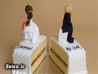 زن و شوهر ازدواج اخبار طلاق