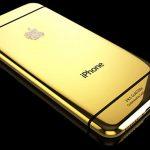 فروش نسخه طلایی و لوکس آیفون (iphone 6 gold) به قیمت ۱۰ میلیون تومان + عکس