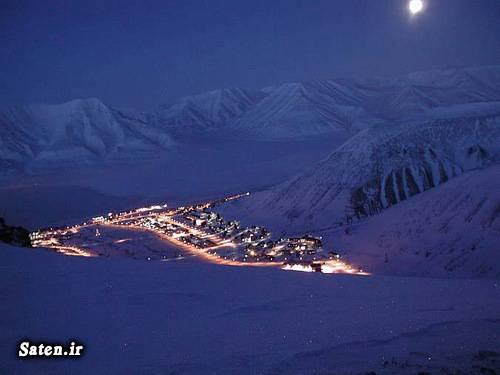 مناطق توریستی مکان های توریستی ایران لانگیربینِ شهر توریستی اخبار جالب
