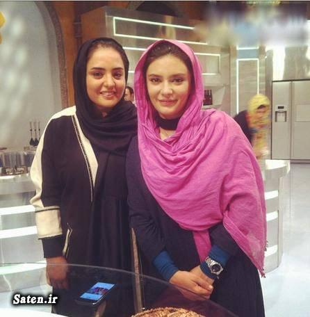 عکس بازیگران خواهر نرگس محمدی خواهر لیندا کیانی خانواده بازیگران بیوگرافی نرگس محمدی