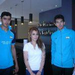 بیوگرافی مجتبی میرزاجانپور (والیبالیست) + عکس همسرش