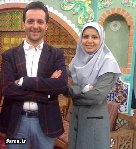 همسر محمد سلوکی همسر مجری مشهور عکس بازیگران بیوگرافی محمد سلوکی