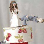 دلیل عجیب جدایی تازه عروس و داماد