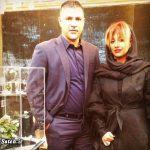 گالری جواهرات علی دایی و همسرش (خانم فرخ آذری) + عکس