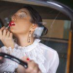 """مجازات دختر ۱۹ ساله بی حجاب که با خودروی""""ام وی ام"""" یک محله از مشهد را به هم ریخت"""