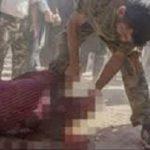 اعدام زنی که تسلیم خواسته شیطانی نشد