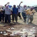 سنگسار هولناک یک زن با توسط داعش + (کلیپ ۱۸)