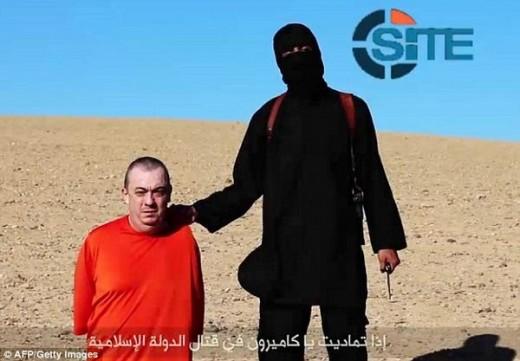 فیلم اعدام عکس داعش عکس اعدام جنایات داعش Alan Henning