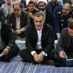 محمود احمدی نژاد و برادر حسن روحانی در کنار هم + عکس