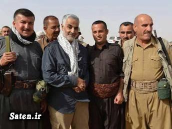 سردار سلیمانی داعش در ایران حمله داعش به ایران