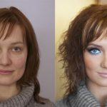 قدرت عجیب آرایش بر تغییر چهره این زنان زشت + آموزش آرایش و عکس