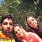 غافلگیری محمد موسوی (والیبالیست) در نامزدی خواهرش + عکس کارت