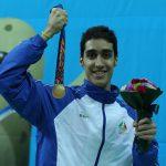 مدالی که در بازیهای آسیایی ۲۰۱۴ اینچئون با زحمت به دست آمد + عکس