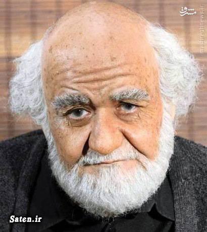 همسر اکبر عبدی عکس جدید بازیگران بیوگرافی اکبر عبدی