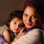 مصاحبه جنجالی روشنک عجمیان + عکس همسر و دخترش
