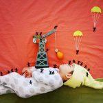 خلاقیت های مادرانه و ژست های کودکانه + عکس