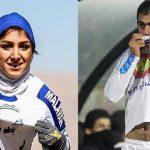 حمله دختر ایراندوست به مازیار زارع + عکس