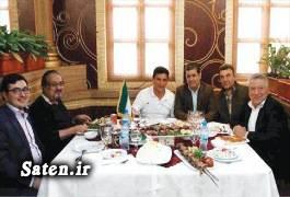 همسر امیر قلعه نویی عروسی فوتبالیست ها تیم پدیده مشهد تیم پدیده خراسان بازیکنان پدیده خراسان