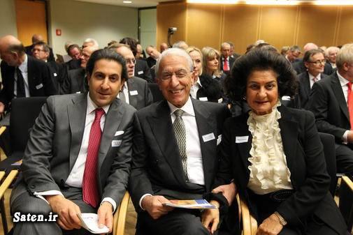 همسر پرفسور سمیعی خانواده مجید سمیعی بیوگرافی مجید سمیعی Majid Samii