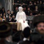 پوشش عجیب عروس یهودی + عکس