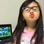 آیا این دختر ۵ ساله با نمک ترین دختر شبکه های اجتماعی است؟ + عکس