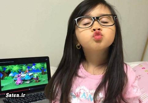 کودک زیبا کودک عکس کودک بریانا یون breanna youn