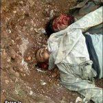 جنازه دو داعشی در حمله به الزهرا + (عکس۱۸)