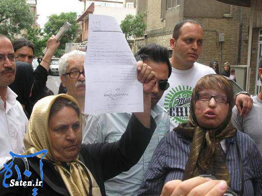 عکس خودکشی حوادث تهران تصویر خودکشی بیوگرافی آمنه بهرامی برادر آمنه بهرامی