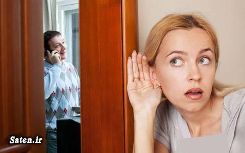 شک به همسر خیانت همسر اختلافات زن و شوهر آموزش همسر داری آموزش شوهر داری