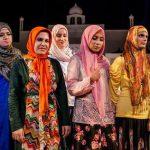 شکست ایران مقابل تونس در فینال دختر شایسته جهان اسلام + عکس