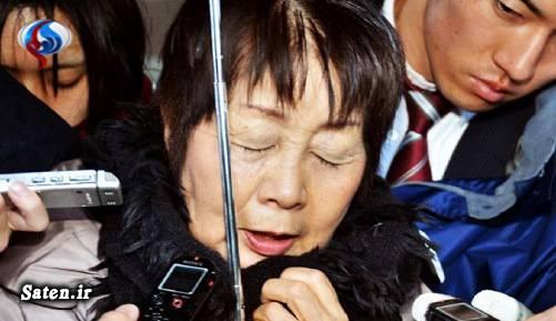 قتل همسر قتل شوهر زن ژاپنی زن ثروتمند دختر ژاپنی ازدواج با زن بیوه اخبار قتل
