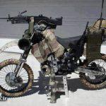 نسل جدید موتور سیکلت های جنگی سپاه  + عکس