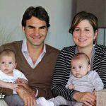 همسر راجر فدرر درگیری دو تنیسور مشهور را رقم زد