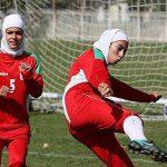 فجایعی در فوتبال بانوان ایران + عکس