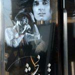 سنگ قبر متفاوت مرتضی پاشایی + عکس