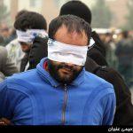 عاقبت تجاور به عنف و زورگیری در مشهد (عکس ۱۸+)