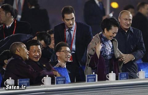 همسر رئیس جمهور روسیه همسر پوتین مهمانی همسر ریس جمهور