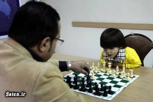 نابغه ورزش نابغه شطرنج نابغه ایرانی بیوگرافی محمد مهدی سلطانی امید