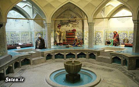 شاهکار معماری رازهای معماری حمام شیخ بهایی بیوگرافی شیخ بهایی