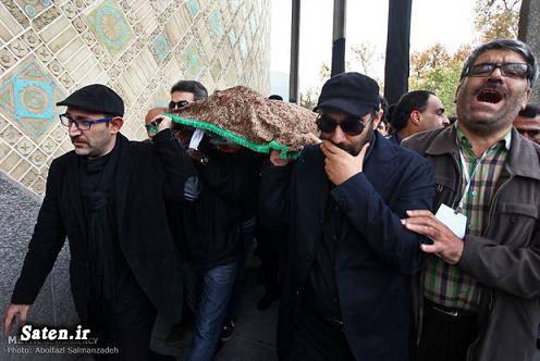 همسر مجید بهرامی فوت بازیگران درگذشت بازیگر تشییع جنازه بازیگران بیوگرافی مجید بهرامی